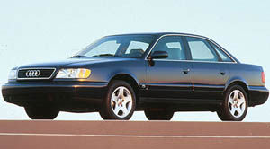 1997 Audi A6 Specifications Car Specs Auto123