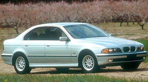 1997 bmw 5 series interior