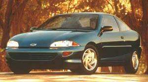 1997 chevy cavalier 2-door coupe