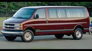 chevrolet express Base