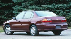 1997 chevy malibu ls