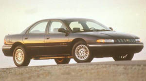 chrysler concorde LXi