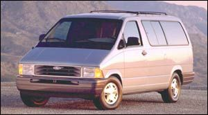ford aerostar XLT Empattement Long