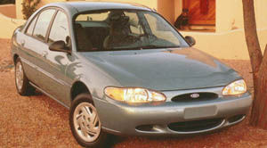 Documentos semelhantes a Diagrama Electrico de Ford Escort 97-2000