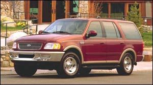 1997 ford expedition xlt specs