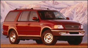 ford expedition XLT 4RM