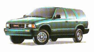 gmc jimmy SL