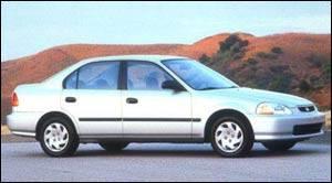 1997 honda civic hatchback specs