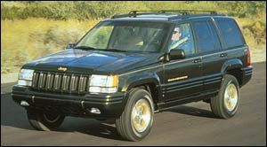 jeep grand cherokee 1997 fiche technique auto123. Black Bedroom Furniture Sets. Home Design Ideas