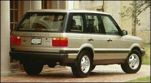 1997 Land Rover Range Rover | Specifications - Car Specs | Auto123