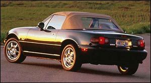 mazda mx 5 miata 1997 fiche technique auto123. Black Bedroom Furniture Sets. Home Design Ideas