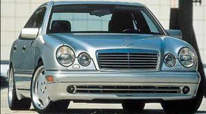 1997 mercedes e420 specs