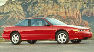 1997 oldsmobile cutlass supreme specifications car specs auto123