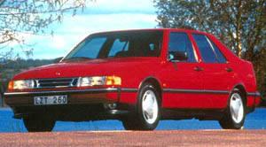 1997 Saab 9000   Specifications - Car Specs   Auto123