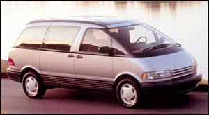 1997 Toyota Previa Specifications Car Specs Auto123