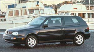 1997 Volkswagen Golf Specifications Car Specs Auto123