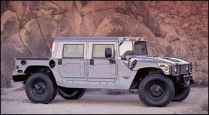 am-general hummer Hard Top