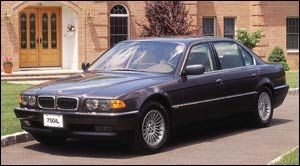 bmw 7-series 750iL