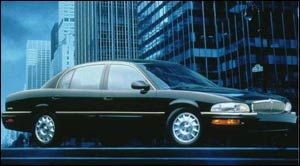 buick park-avenue Base