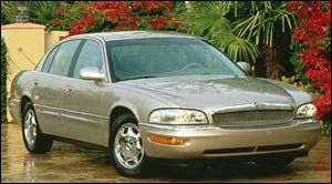 1998 Buick Park Avenue Specifications Car Specs Auto123