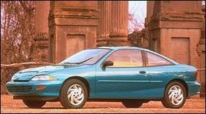 1998 Chevrolet Cavalier Specifications Car Specs Auto123