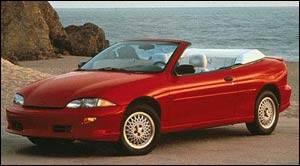 1998 Chevrolet Cavalier   Specifications - Car Specs   Auto123