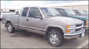 1998 Chevrolet C/K-1500 | Specifications - Car Specs | Auto123