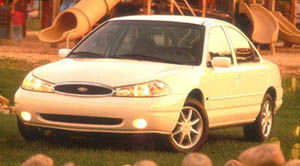 ford contour LX
