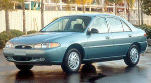 Used 1998 Ford Escort Features & Specs Edmunds