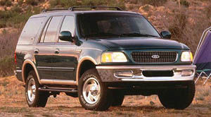 ford expedition Eddie Bauer 4RM