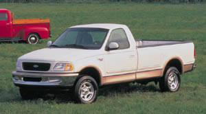 1998 ford f150 single cab