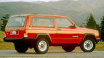 Cherokee 4WD 2-dr