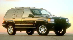 Jeep Grand Cherokee Limited 5.9