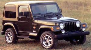 jeep tj 1998 fiche technique auto123. Black Bedroom Furniture Sets. Home Design Ideas