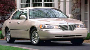 1998 Lincoln Town Car Specifications Car Specs Auto123