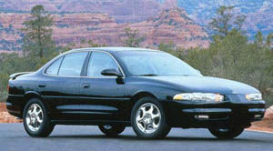 oldsmobile intrigue GLS