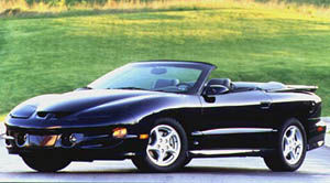 1998 Pontiac Firebird Specifications Car Specs Auto123