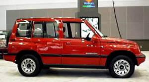 1998 Suzuki Sidekick | Specifications - Car Specs | Auto123