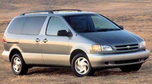 1998 Toyota Sienna | Specifications - Car Specs | Auto123