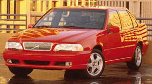 1998 volvo s70 curb weight