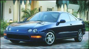 Integra Dr Se on 1994 Acura Integra Colors