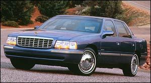 1999 Cadillac DeVille | Specifications - Car Specs | Auto123