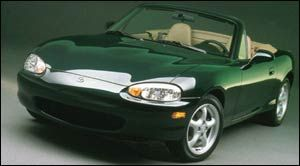 mazda mx 5 miata 1999 fiche technique auto123. Black Bedroom Furniture Sets. Home Design Ideas