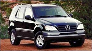 1999 Mercedes M Class Specifications Car Specs Auto123