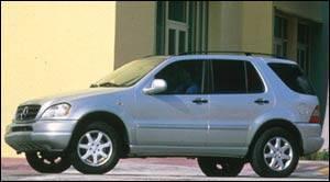 Mercedes benz classe m 1999 fiche technique auto123 for 99 mercedes benz ml430