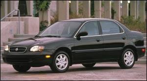 1999 Suzuki Esteem Specifications Car Specs Auto123
