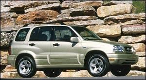 Suzuki Grand Vitara JX