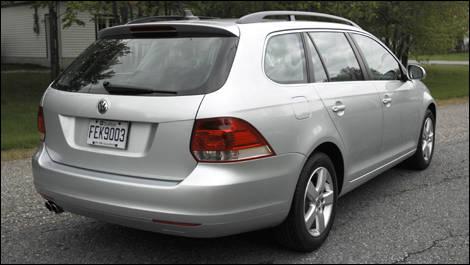 2009 jetta wagon