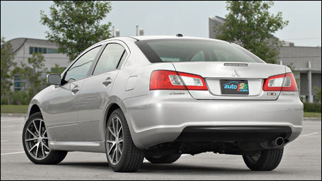 2009 mitsubishi galant ralliart review editor's review | car reviews