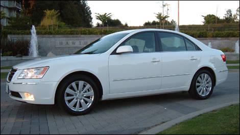 2009 Hyundai Sonata Limited V6 Review